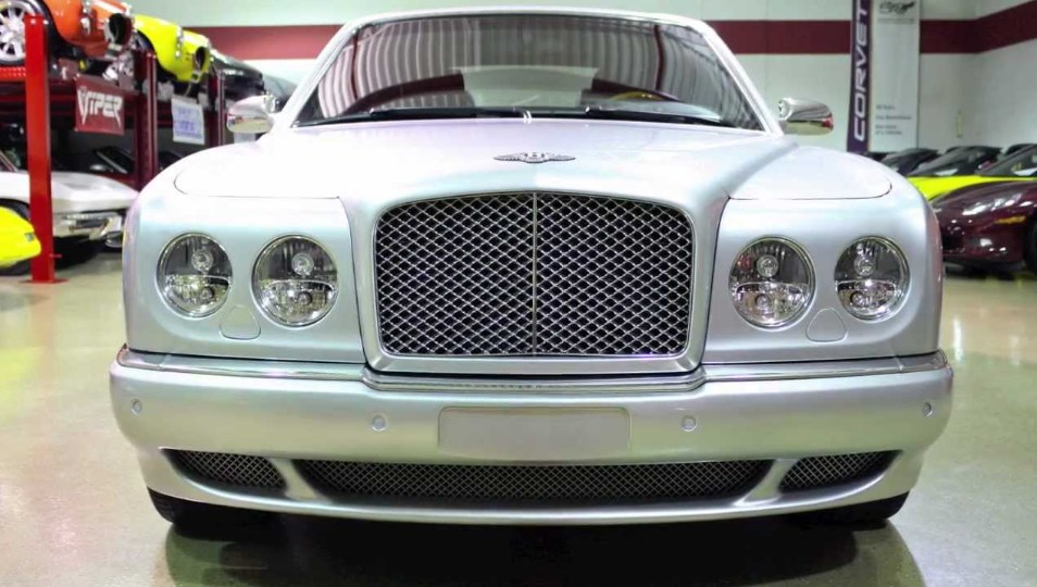 Обзор Bentley Arnage